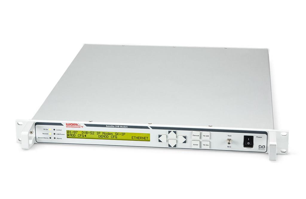 DVB S2 IP Modem