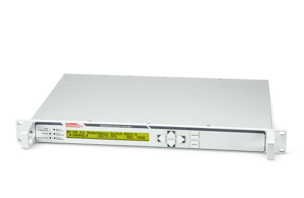 Compact Redundancy Switch 2:1