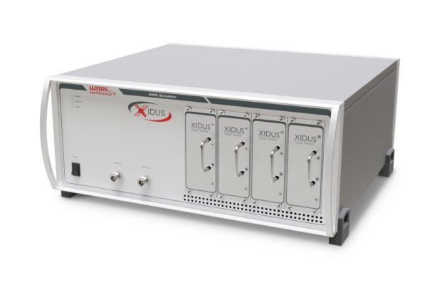Xidus GNSS Simulator